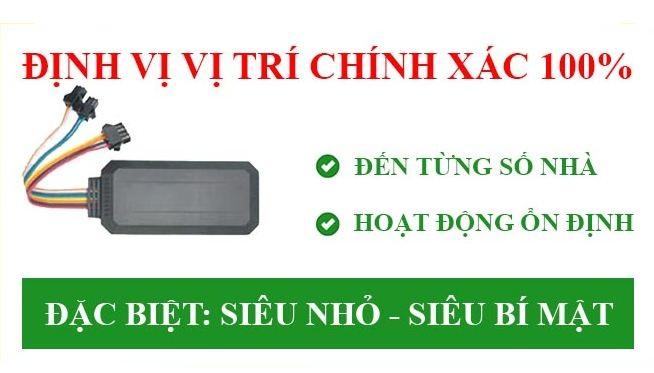 lắp định vị tại Dương Kinh
